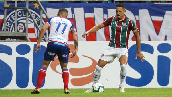 Fluminense e Bahia medem forças neste sábado (13).