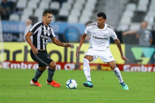 Botafogo x Grêmio, Brasileirão Série A 2019 (Lucas Uebel/ Flickr oficial Grêmio FBPA)