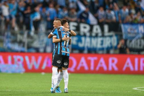 Pendurados Grêmio