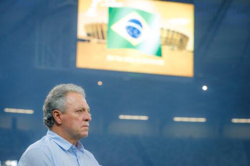 Abel Braga declarou que o Cruzeiro seguirá evoluindo.