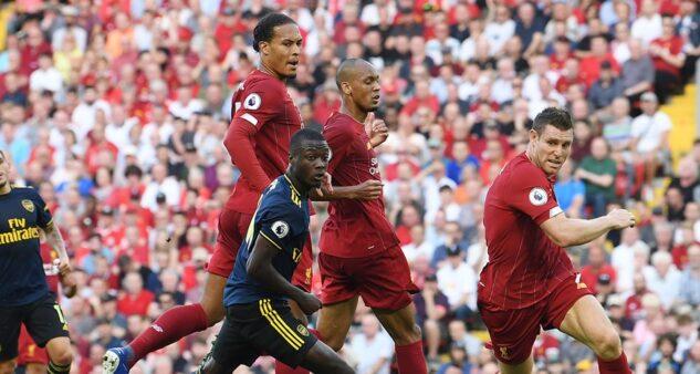 Arsenal x Liverpool