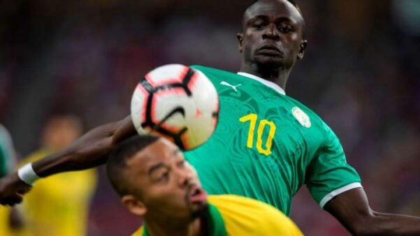 Brasil Senegal