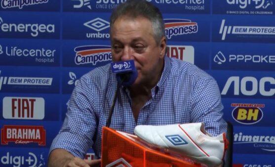 Abel Braga, Cruzeiro, Brasileirão