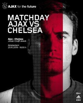Ajax x Chelsea