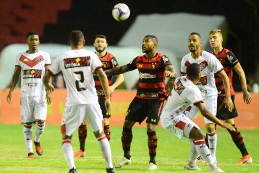 Sport x Vitória, Brasileirão Série B (Anderson Stevens/ Sport Club do Recife)