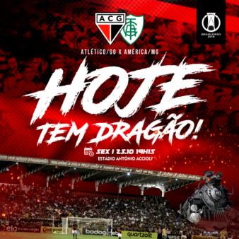 Atlético-GO x América-MG