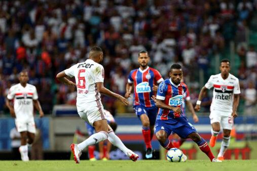 Bahia x São Paulo