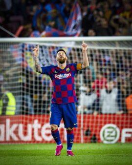 Barcelona x Sevilla gols