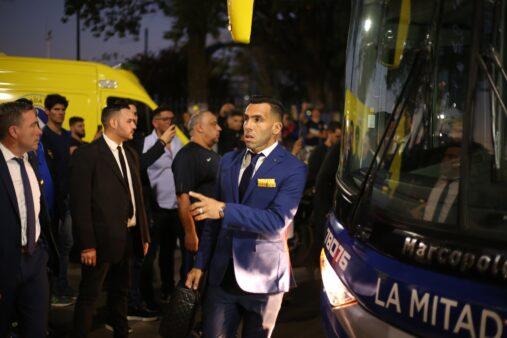 Escalação confirmada do Boca Juniors