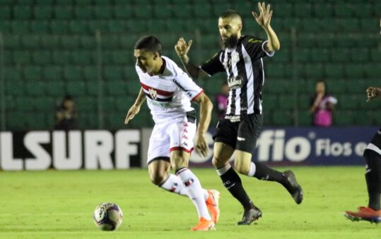 Luis Cosenzo/ Agência Botafogo-SP