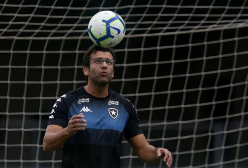 Botafogo de Valentim tem seis desfalques confirmados contra o Avaí