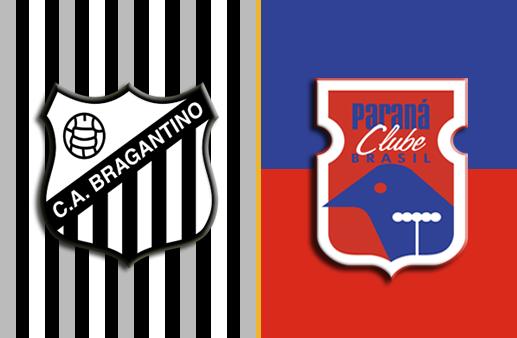 Bragantino x Paraná Série B