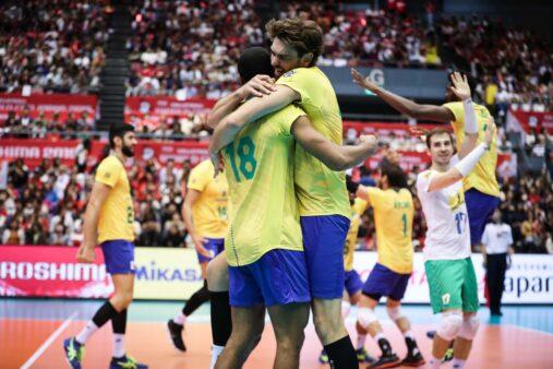 Brasil Copa do Mundo de Vôlei
