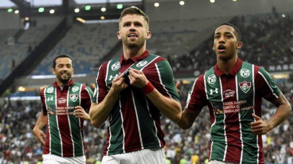 Fluminense não poderá contar com Caio Henrique contra o Cruzeiro