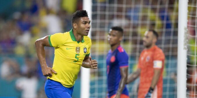 Seleção Brasileira Casemiro