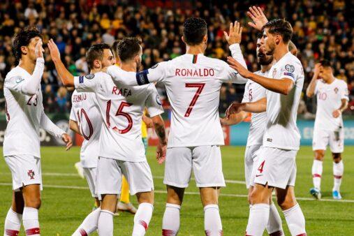 Com CR7, Bernardo Silva e João Félix provável escalação Portugal contra Luxemburgo Eliminatórias da Eurocopa