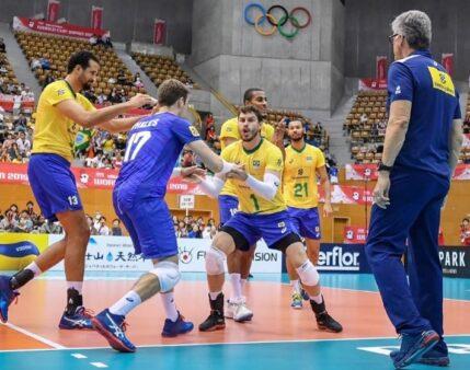 Brasil x Tunísia