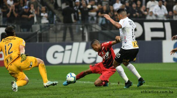 Corinthians x Athletico Paranaense