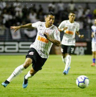 Corinthians x Fortaleza