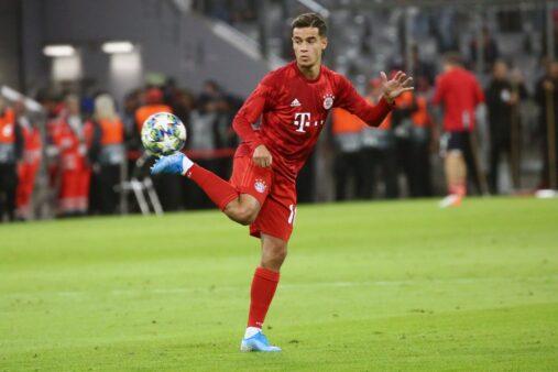 Coutinho não será comprado em definitivo pelo Bayern.