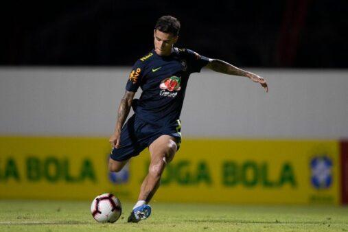 Provável Escalação Brasil