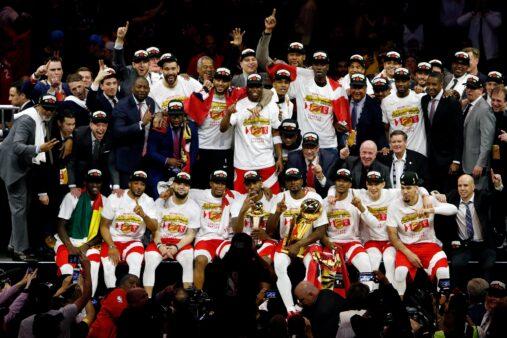 Raptors Campeão da NBA