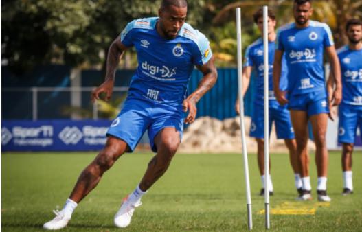 Cruzeiro: DM confia em retorno de Dedé ainda em 2019 - Torcedores.com