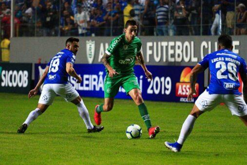 Cruzeiro x Chapecoense, Brasileirão Série A 2019 (Divulgação/ Chapecoense)