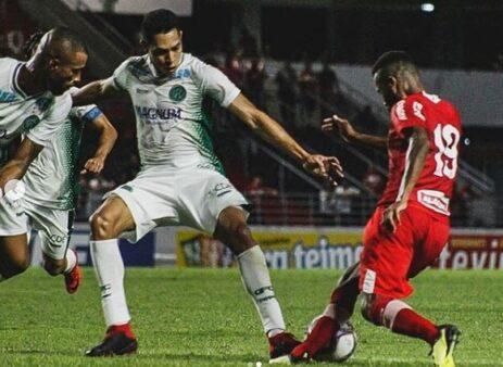 CRB x Guarani, Brasileirão Série B 2019 (Douglas Araújo/ CRB)
