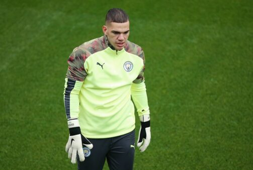 Ederson, Manchester City, Premier League