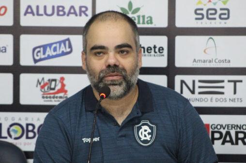 Fábio Bentes, presidente do Remo