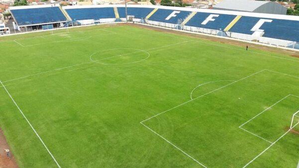 Reprodução/ Facebook Fernandópolis FC