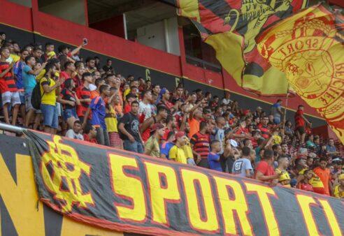 Reprodução/ Facebook Sport Club do Recife