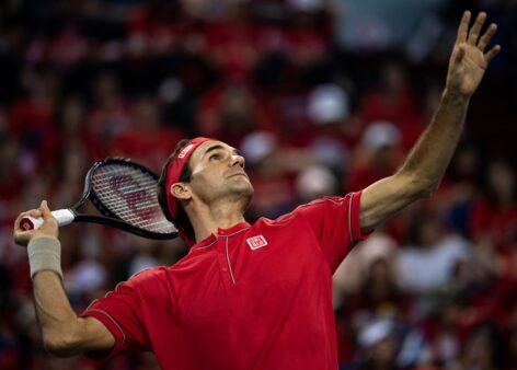 Federer, Masters 1000 de Xangai