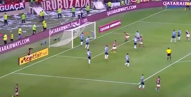 Flamengo 5 x 0 Grêmio: assista aos gols da semifinal da ...