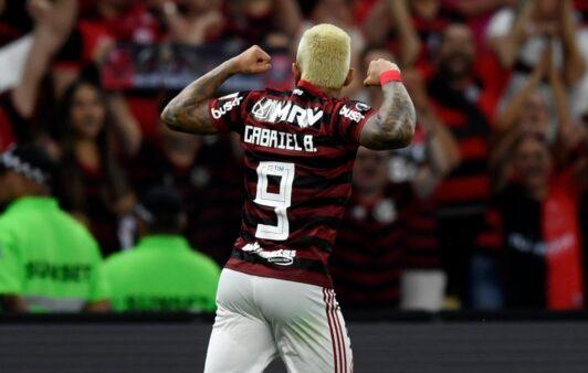 Gabigol se isola na artilharia do Flamengo