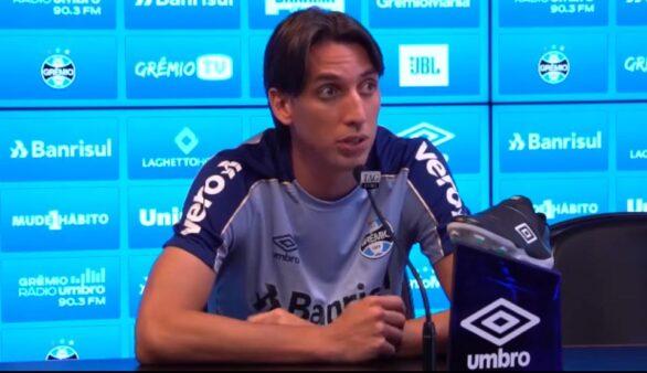 Geromel, Grêmio, Brasileirão