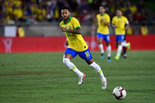 Brasil x Senegal