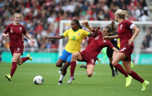 Brasil x Inglaterra jogos seleção