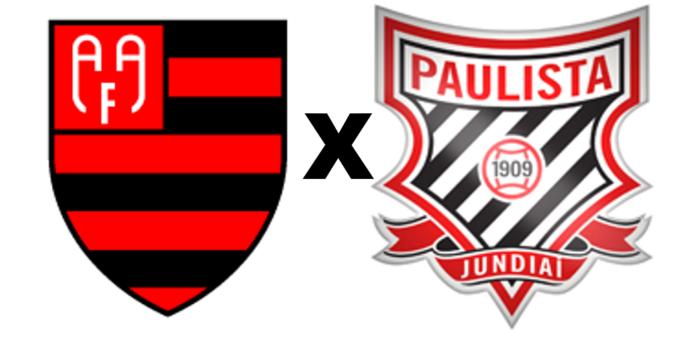 Flamengo-SP x Paulista (Montagem: Adriano Oliveira/ Torcedores)