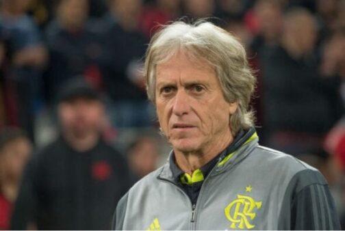 Jorge Jesus pode marcar seu nome na história do Flamengo.