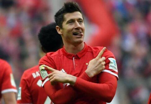 Lewandowski lidera a Chuteira de Ouro 2019/2020