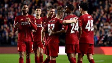 Liverpool x Arsenal - Copa da Liga Inglesa