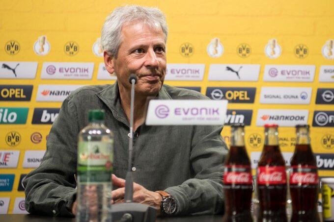 Lucien Favre Schalke