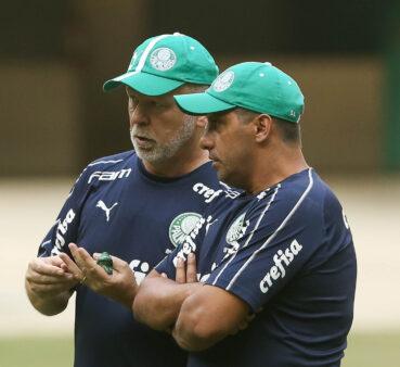 Mano Palmeiras treino