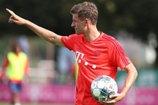 Müller, Bayern de Munique