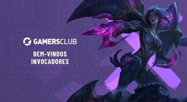 Gamers Club no LoL