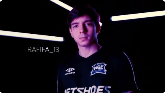 Rafifa e LucasRep vão representar a Netshoes E-Sports na plataforma PS4 no FIFA 20