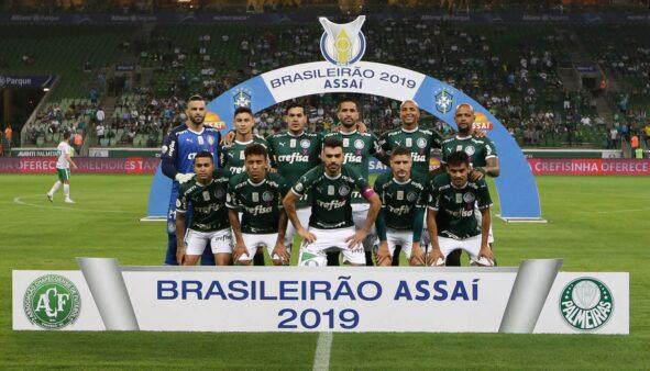 Notas dos jogadores do Palmeiras