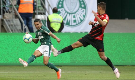 Athletico recebe o Palmeiras neste domingo 920).